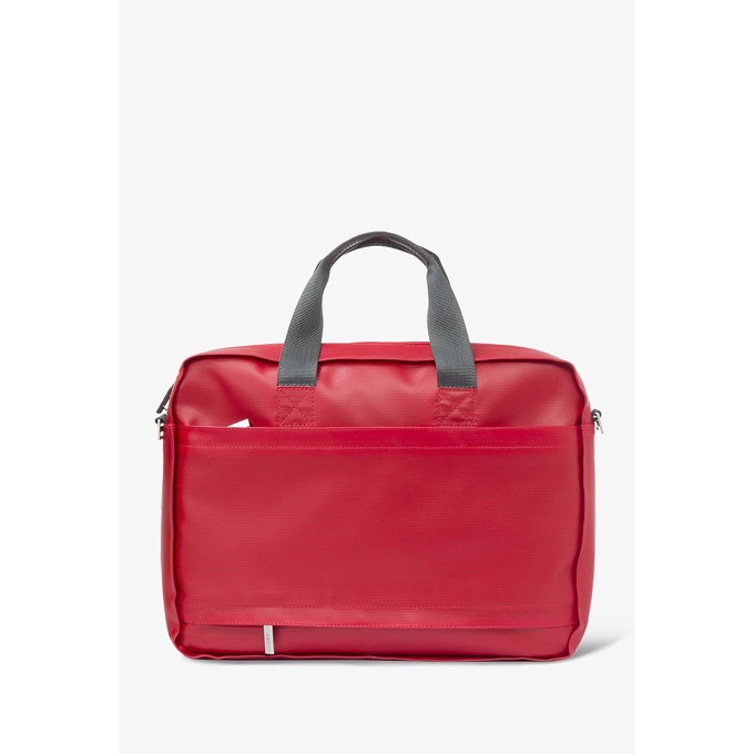 Punch 67, red, briefcase