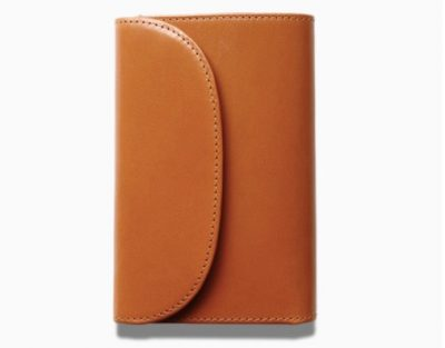 S7660 3FOLD WALLET / BRIDLE
