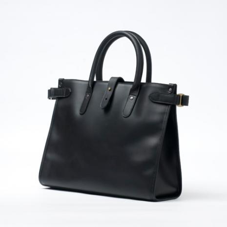 T-15 LEATHER TOTE