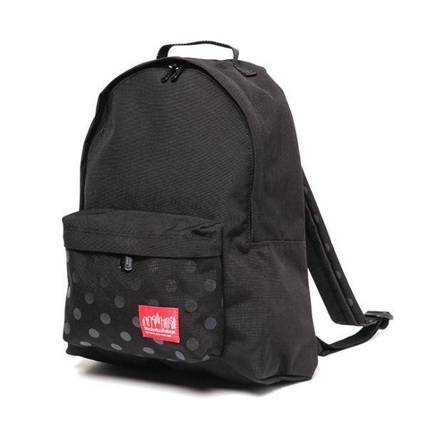 Dot Print Big Apple Backpack JR