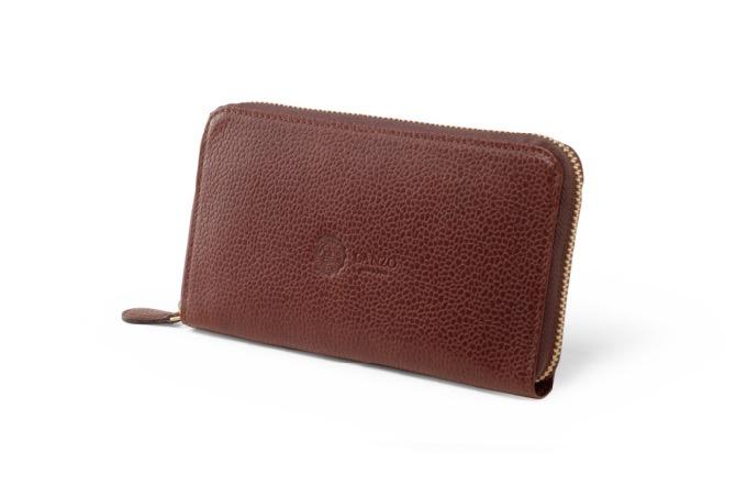 GD (ジーディー)ラウンドファスナー長財布