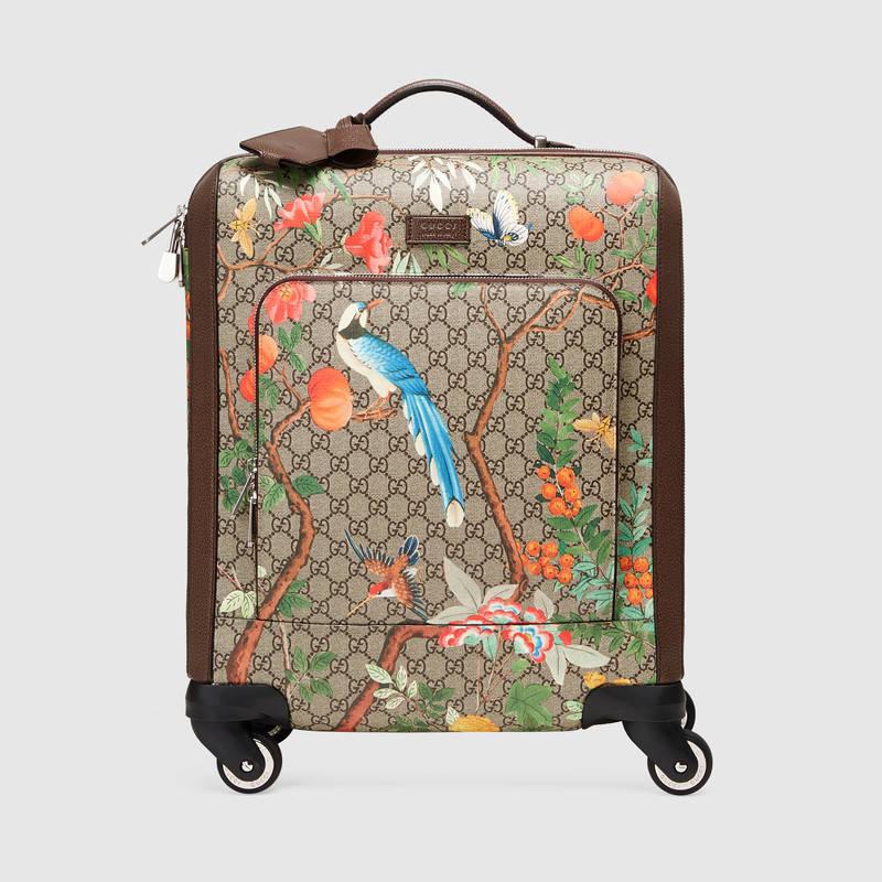 GGスプリーム キャンバス キャリーオンスーツケース