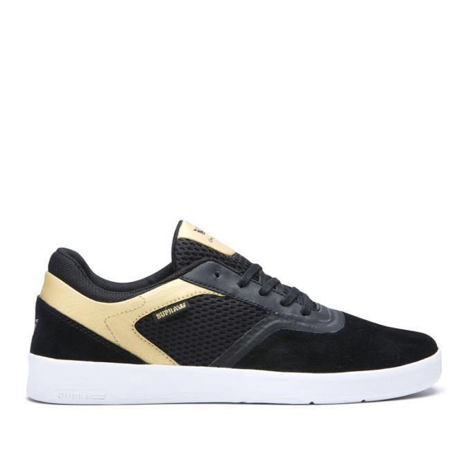 SAINT / BLACK GOLD WHITE