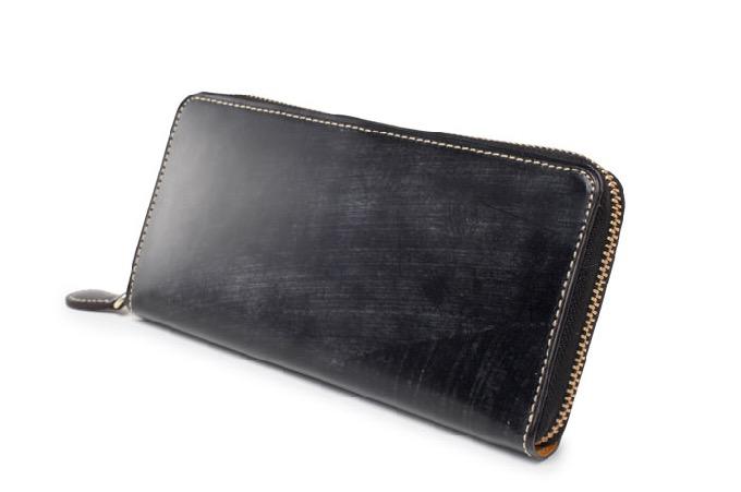 BRIDLE CASUAL (ブライドルカジュアル)ラウンドファスナー長財布