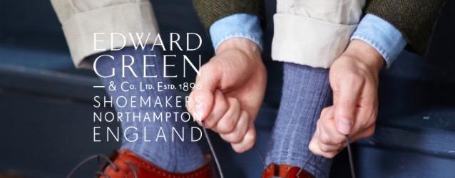 EDWARD GREEN(エドワードグリーン)