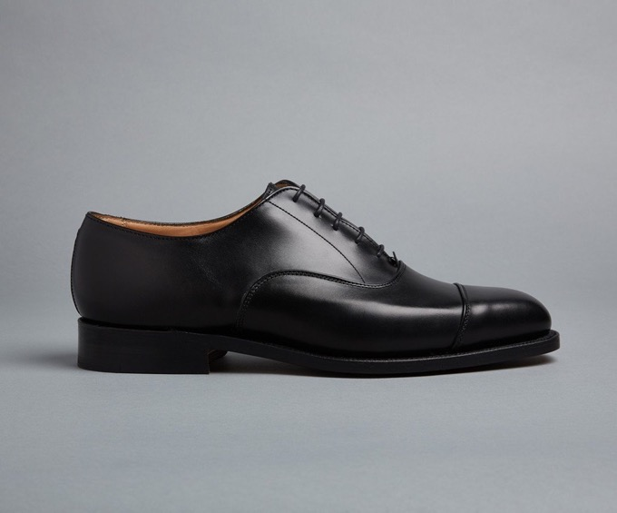 REGENT BLACK OXFORD