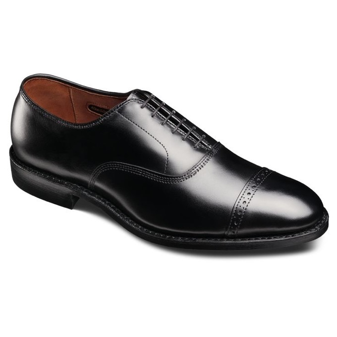 FIFTH AVENUE CAP-TOE OXFORD WITH DAINITE RUBBER SOLE