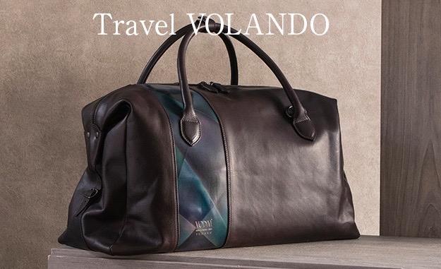 Travel VOLANDO / ボストンバッグ