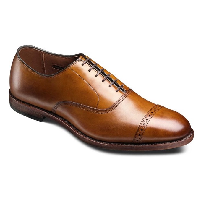 FIFTH AVENUE CAP-TOE OXFORD
