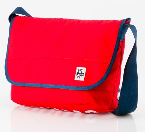 Eco CHUMS Messenger Bag