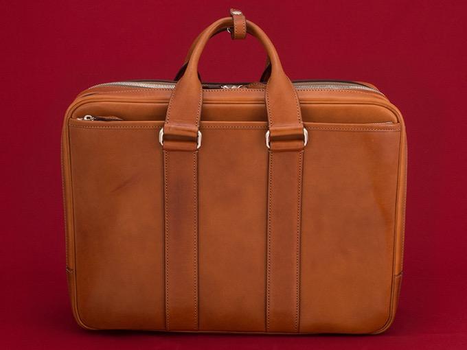 双鞣和地 オーバーナイトバッグ
