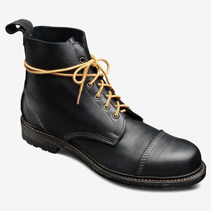 Normandy Cap-Toe Boots