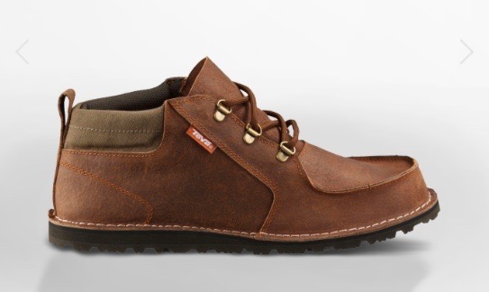 MUSH ATOLL CHUKKA LEATHER