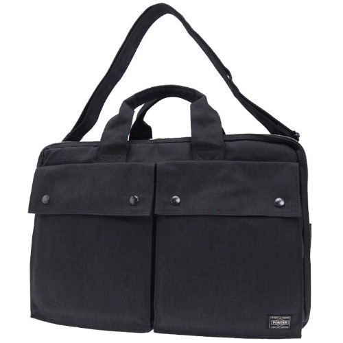 2WAY OVERNIGHT BRIEFCASE