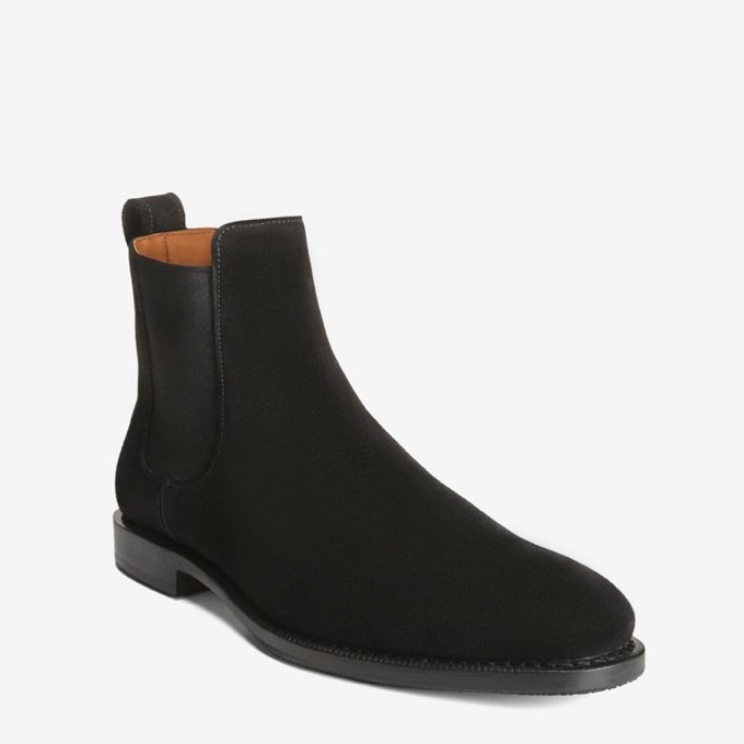 Liverpool Suede Chelsea Boot